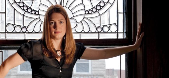 USA - Portraiture - Gillian Flynn
