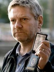 Kenneth Brannagh as Wallander