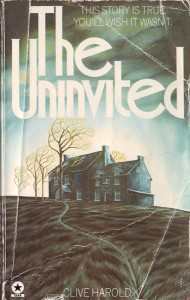 The Uninvited Cvr