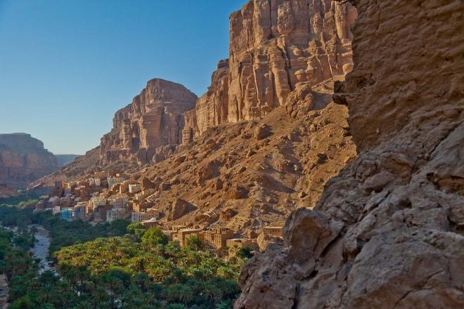 Yehemen wadi