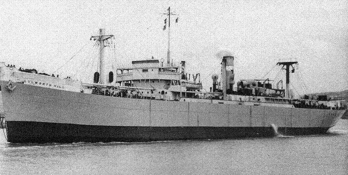 SS Lulworth Hill