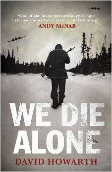 We Die Alone Cvr