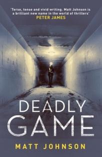 Deadly game Cvr