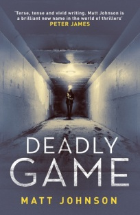 Deadly game Cvr