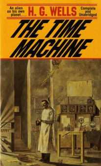 H.G.Wells Time Machine Cvr