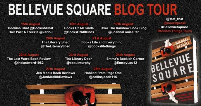Bellevue Square Blog Tour poster