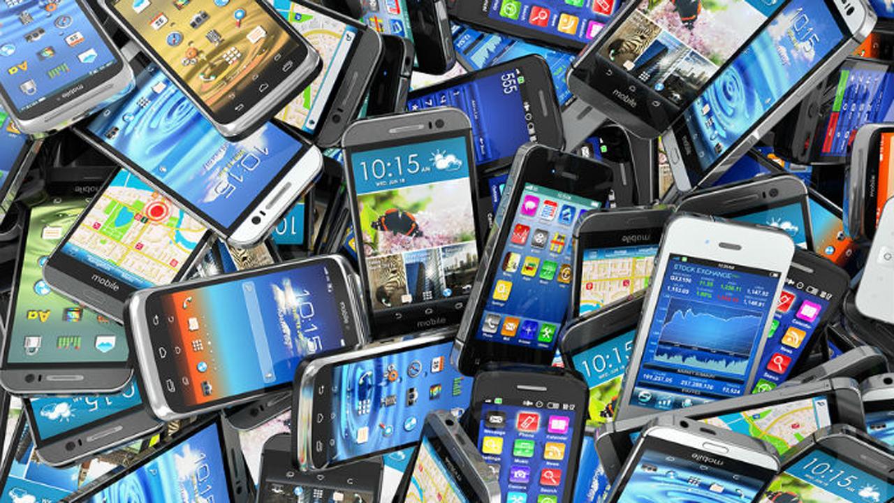 Mobile-phones