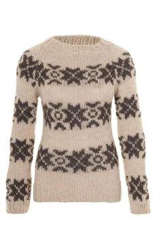 Faroe Isle sweater