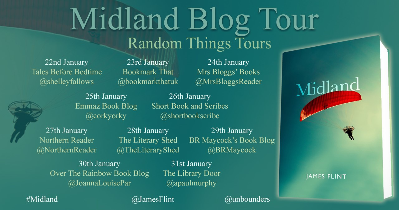 midland blog tour poster