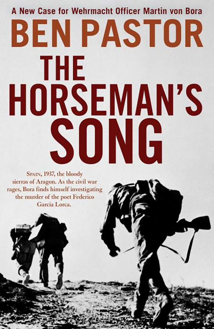 The Horseman's Song Cover