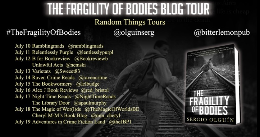 The Fragility of Bodies BT Poster
