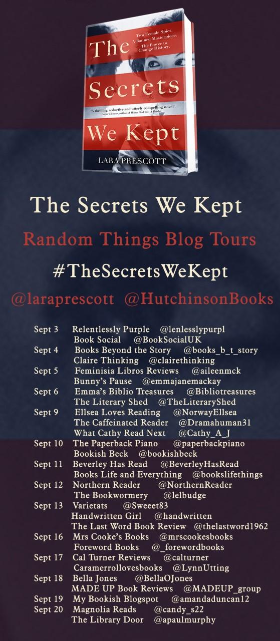 FINAL The Secrets We Kept BT Poster (1)