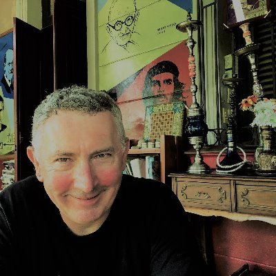 Kevin Doyle Author Pic