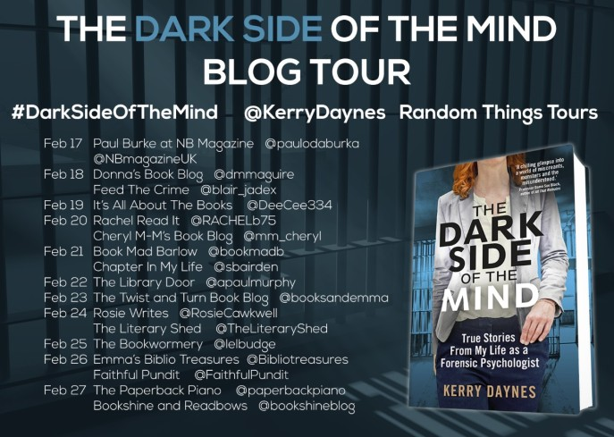 Dark Side of the Mind BT Poster