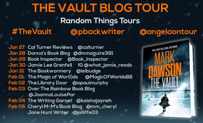 The Vault BT Poster