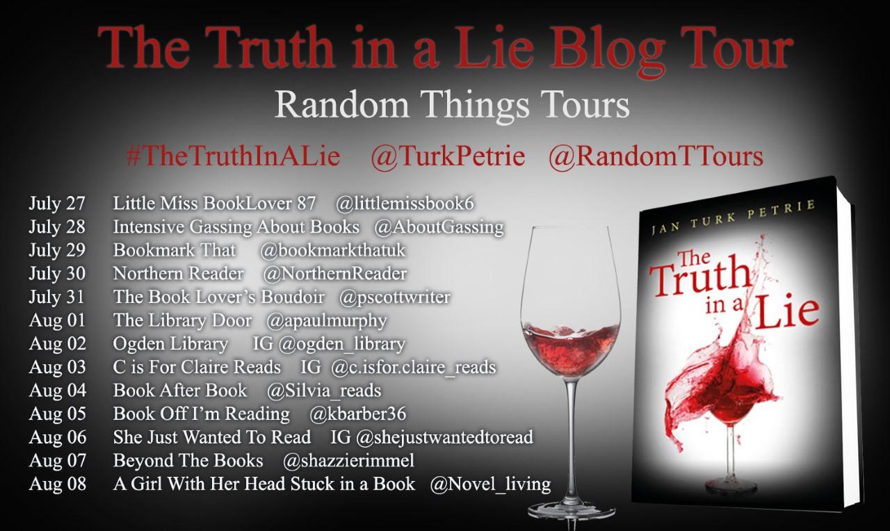 Truth in a Lie BT Poster
